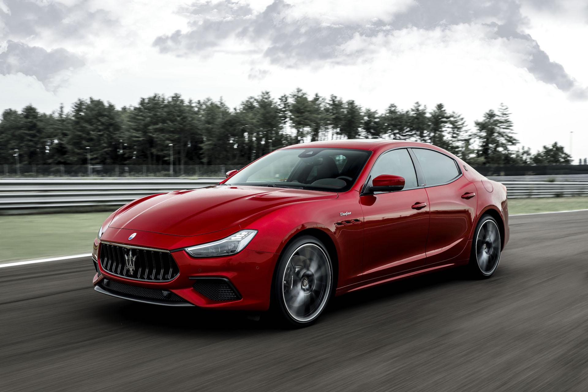 Maserati Ghibli Quattroporte Trofeo4