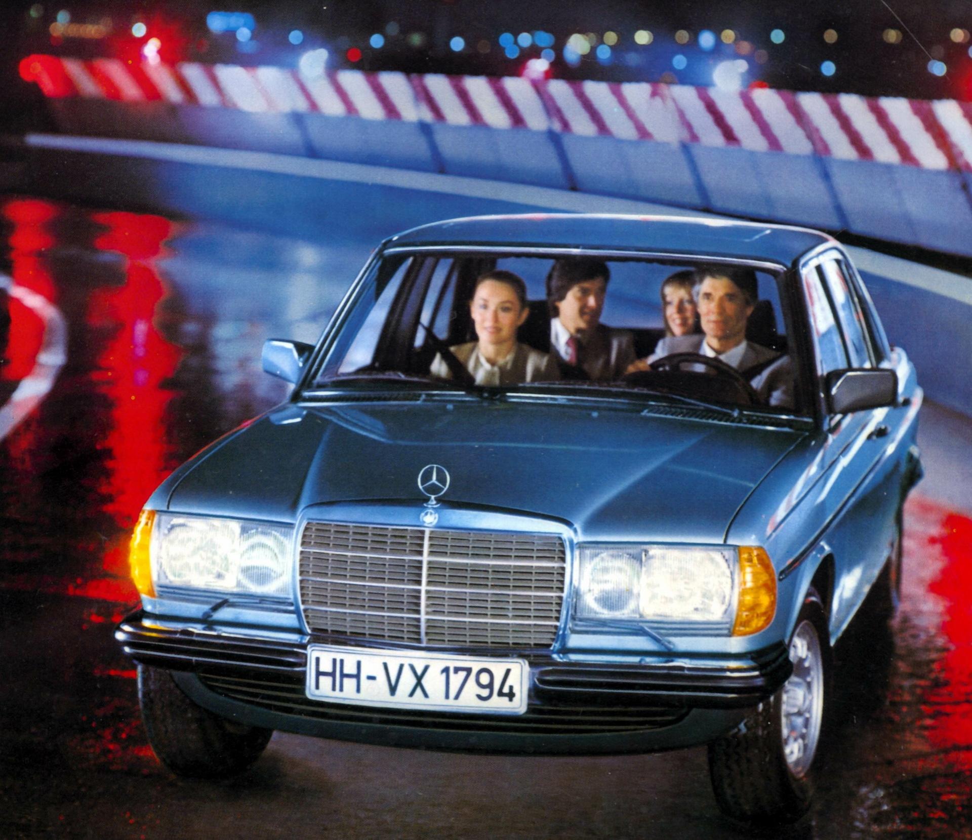 Mercedes E Class History 13