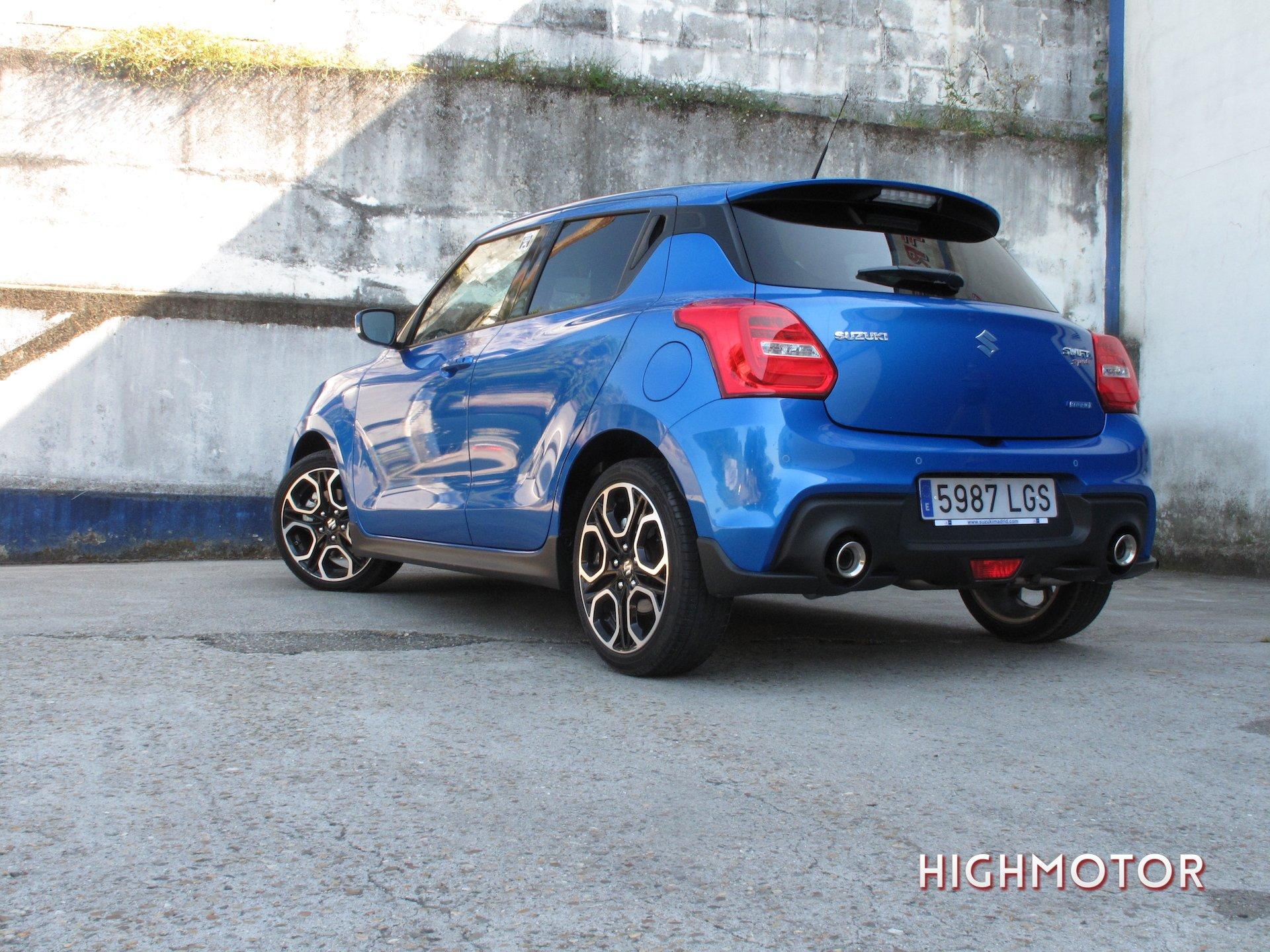 Prueba Suzuki Swift Sport Hybrid10