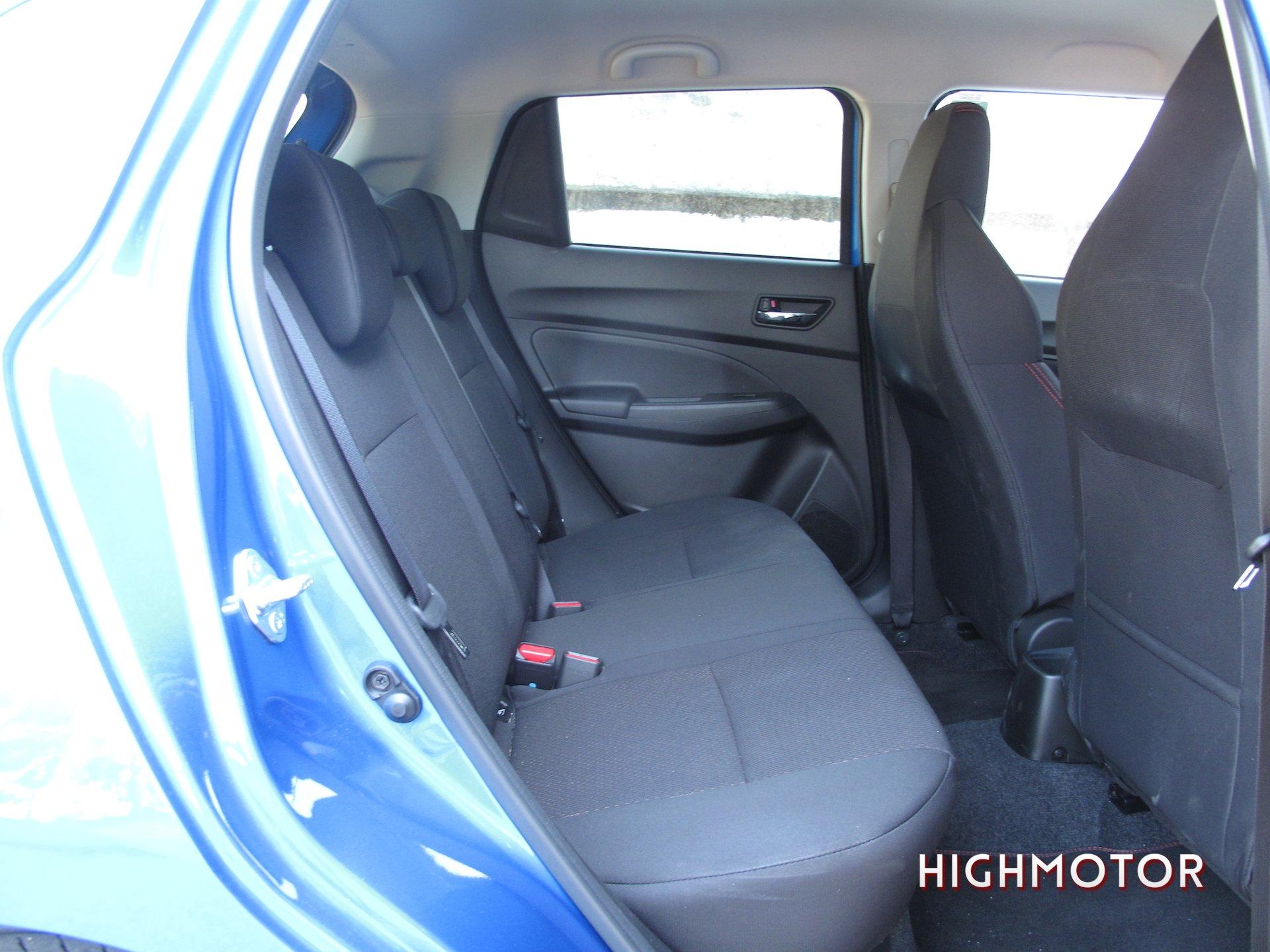 Prueba Suzuki Swift Sport Hybrid14