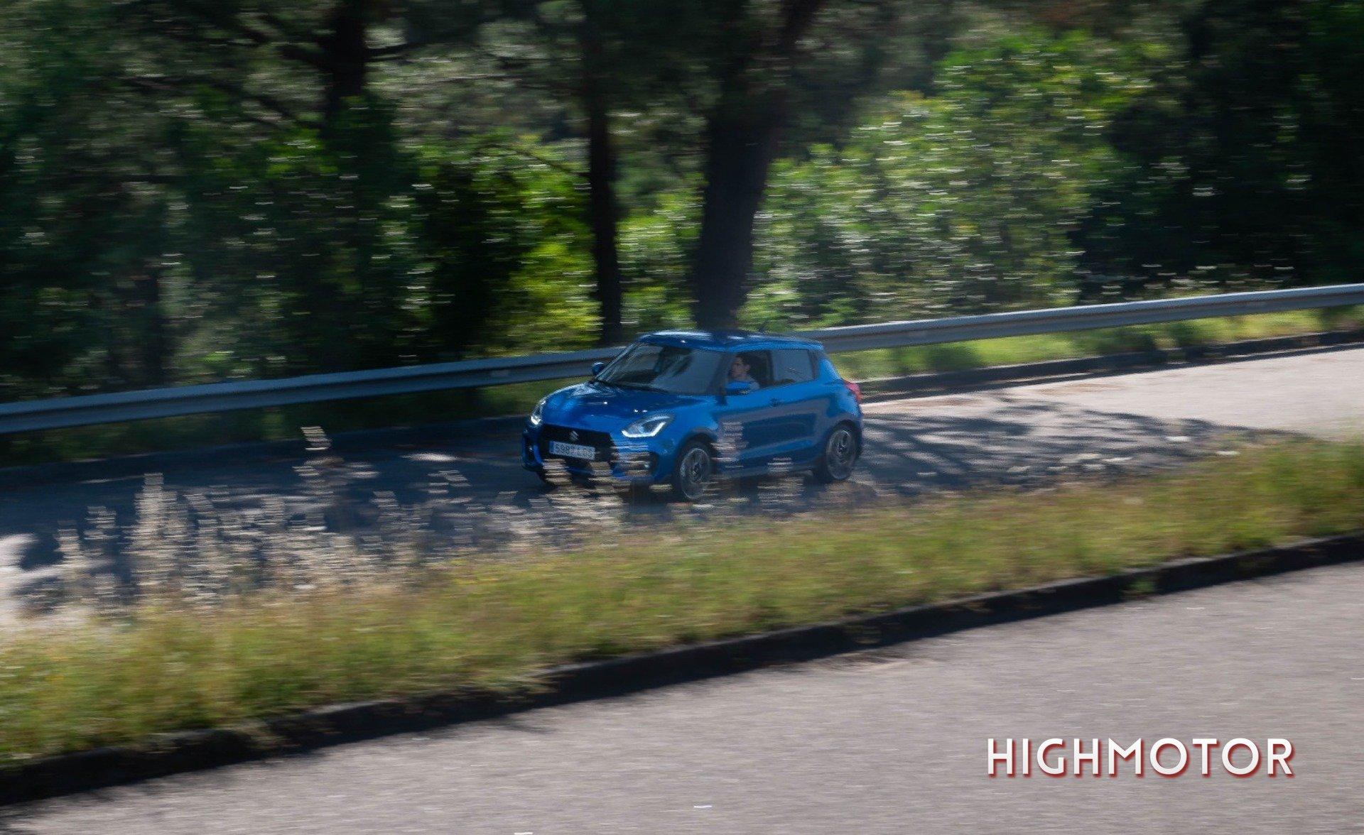 Prueba Suzuki Swift Sport Hybrid19