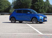 Prueba Suzuki Swift Sport Hybrid2