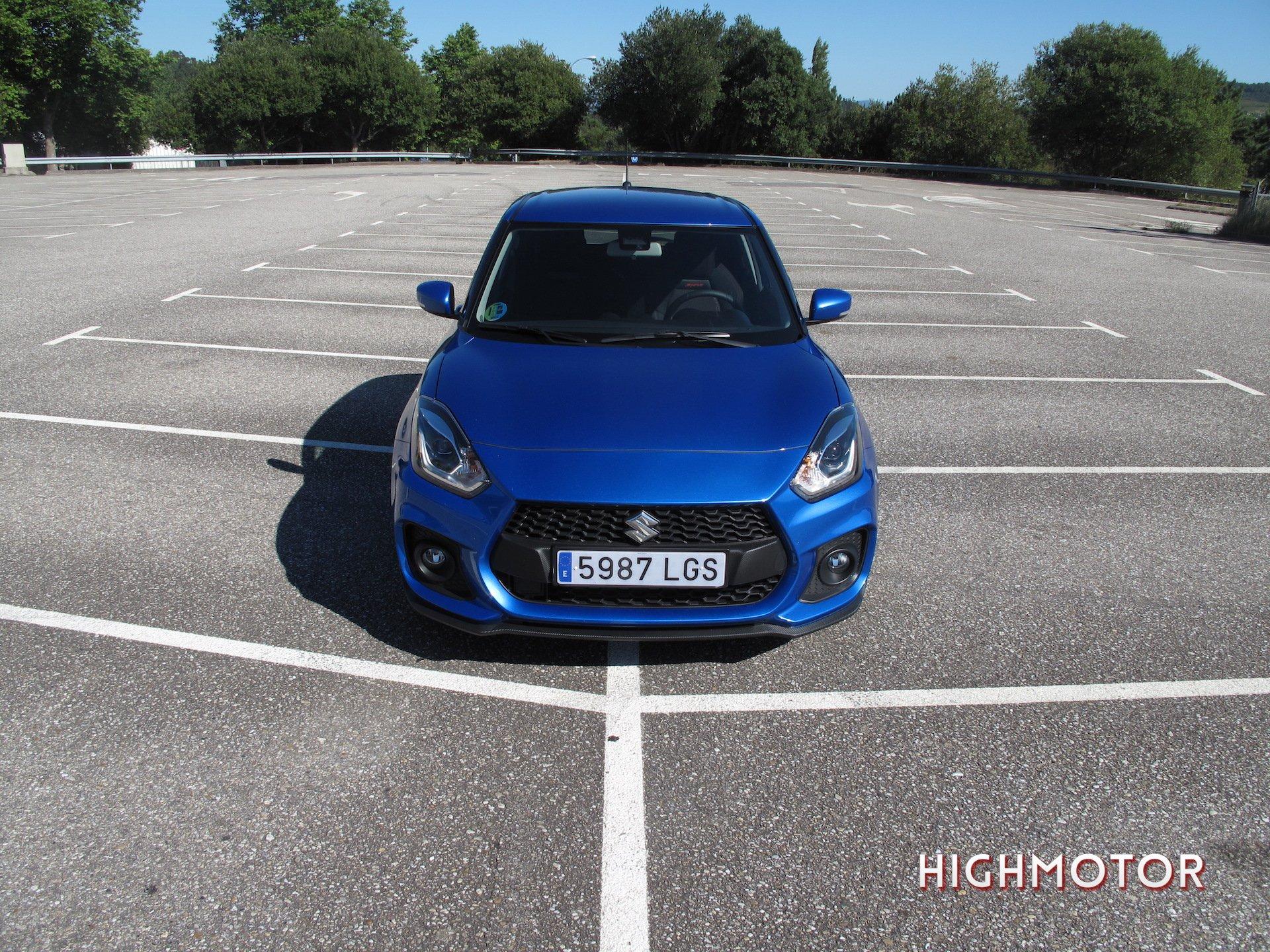 Prueba Suzuki Swift Sport Hybrid4