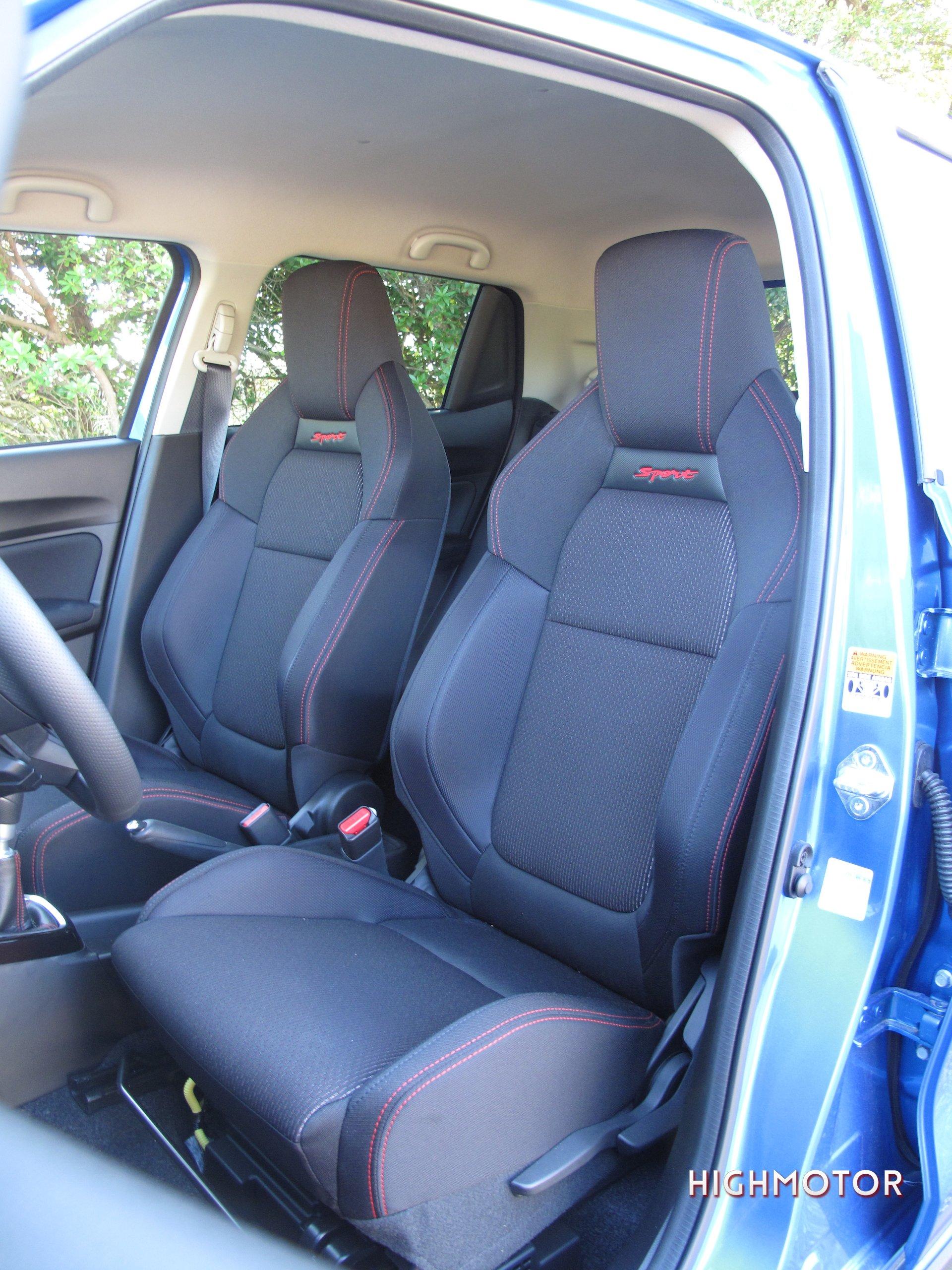Prueba Suzuki Swift Sport Hybrid6