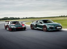 Tribute To The Successful R8 Lms: The Audi R8 Green Hell