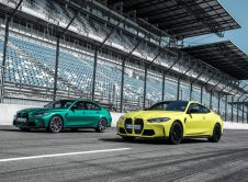 Bmw M3 Competition M4 Competition Coupé 2021