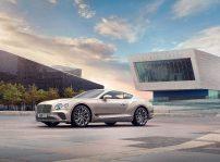 Bentley Continental Gt Mulliner Coupé (1)