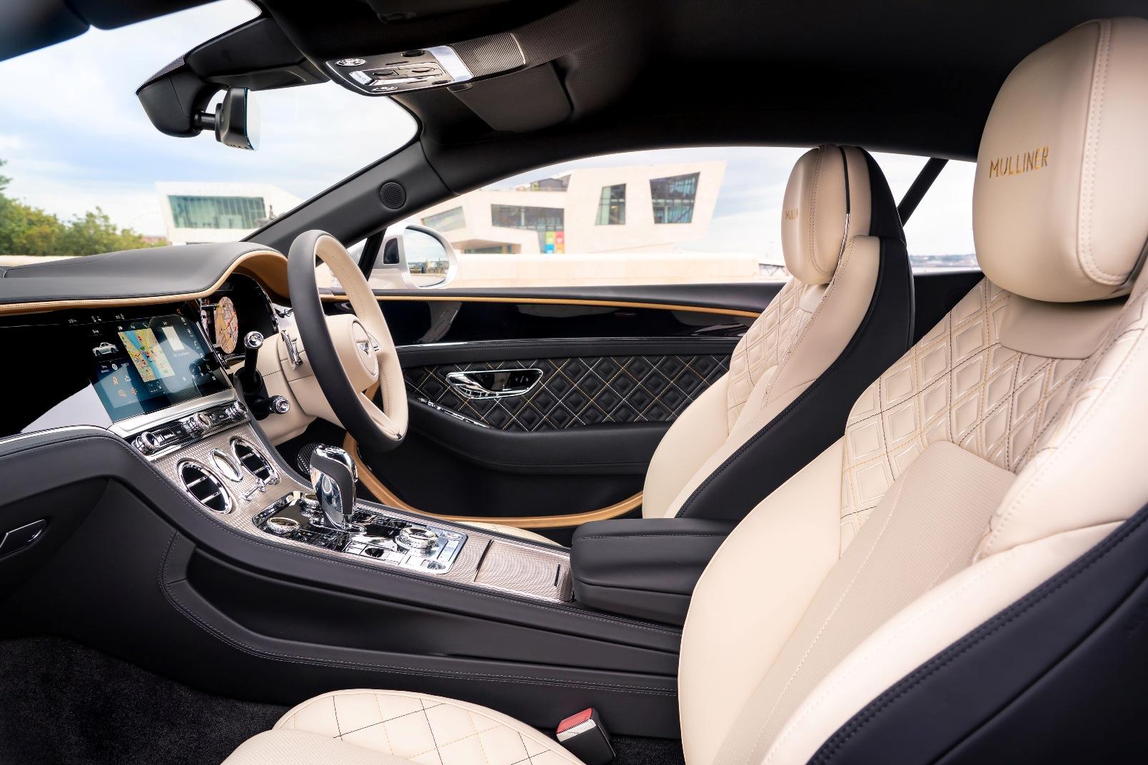 Bentley Continental Gt Mulliner Coupé (6)