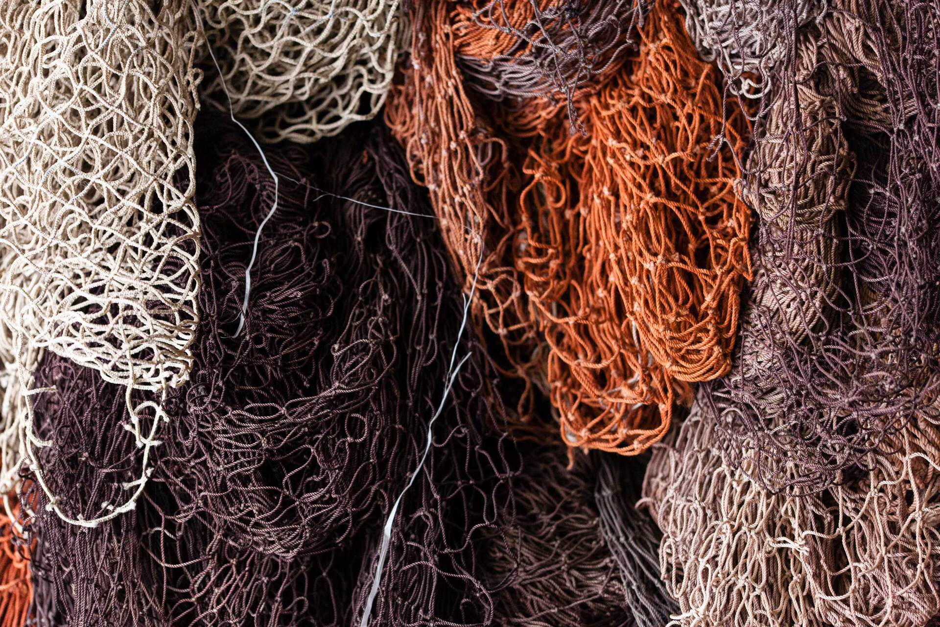 Image Econyl® Fishing Net