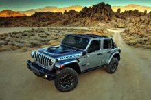 El nuevo Jeep Wrangler 4xe promete ser tan salvaje como siempre pero más respetuoso que nunca