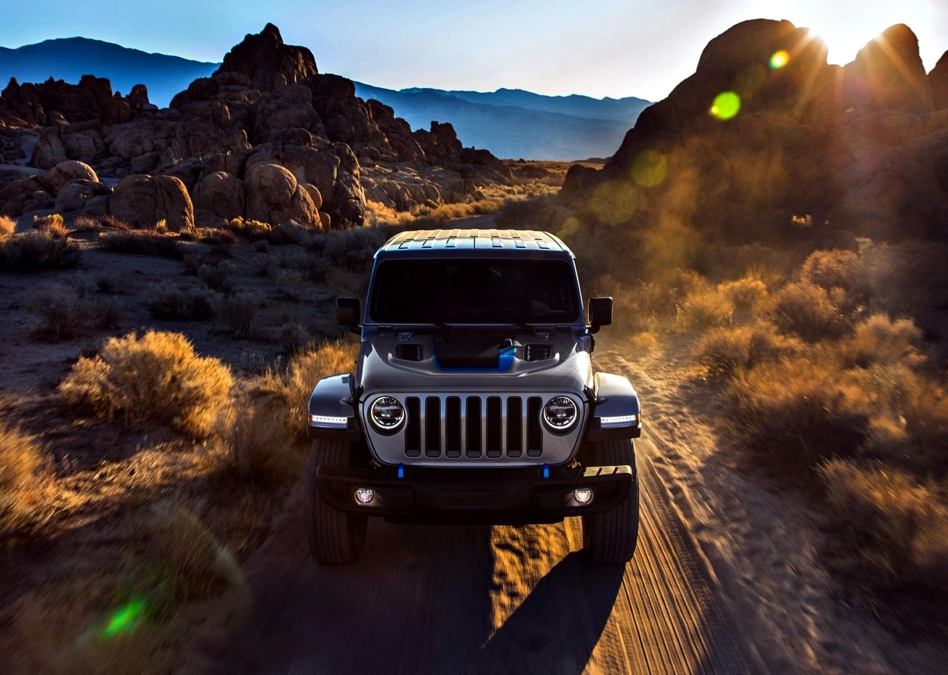 Jeep Wrangler Rubicon 4xe 2021 1600 14