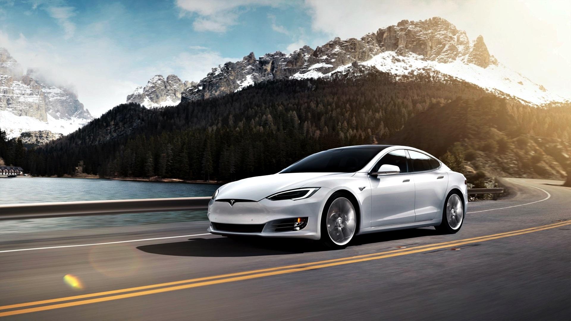 Tesla Model S 2016 09@2x
