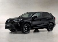 Toyota Rav4 Electric Hybrid Black Edition (2)