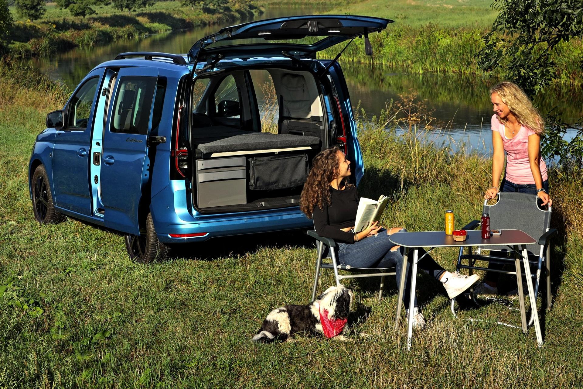 Volkswagen Caddy California (1)