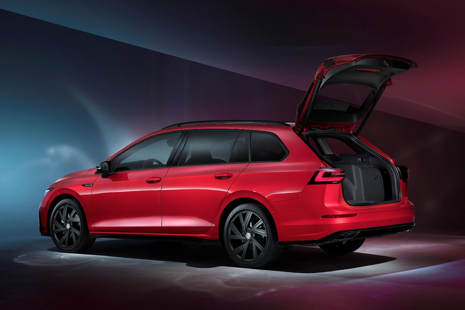 Volkswagen Golf Variant 2021 (2)