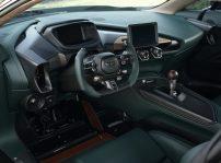 Aston Martin Victor Q Interior