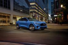 Ford Mustang Mach-E GT, el eléctrico más rápido de la marca llega a Europa