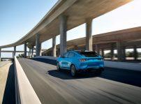 2021 Mustang Mach E Gt In Grabber Blue Metallic