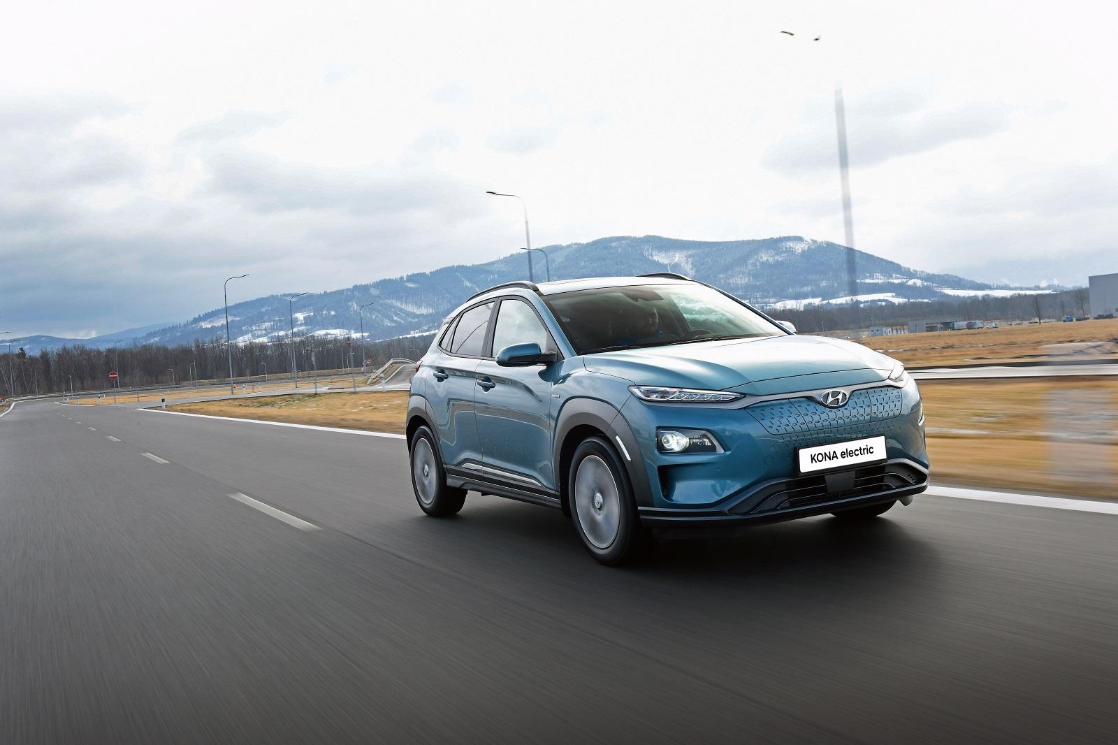 Hyundai Kona Ev Neumaticos