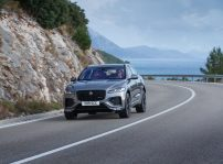 Jaguar F Pace 2020 5