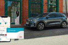 Kia prepara una red de carga para vehículos eléctricos para toda Europa