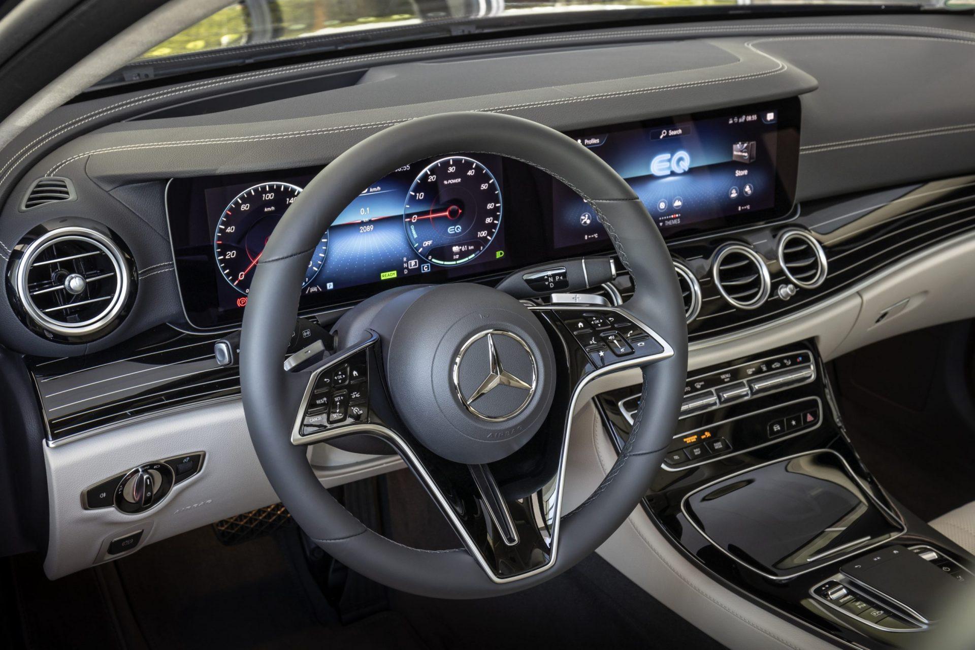 Nuevo Mercedes Benz Clase E (1)
