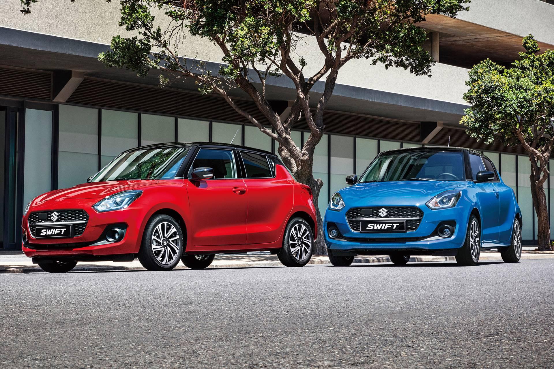 Nuevo Suzuki Swift (1)