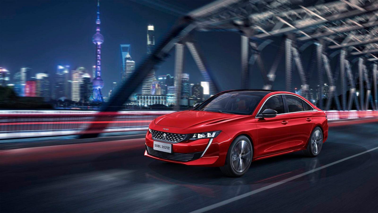 Peugeot Salon Pekin 2020 01