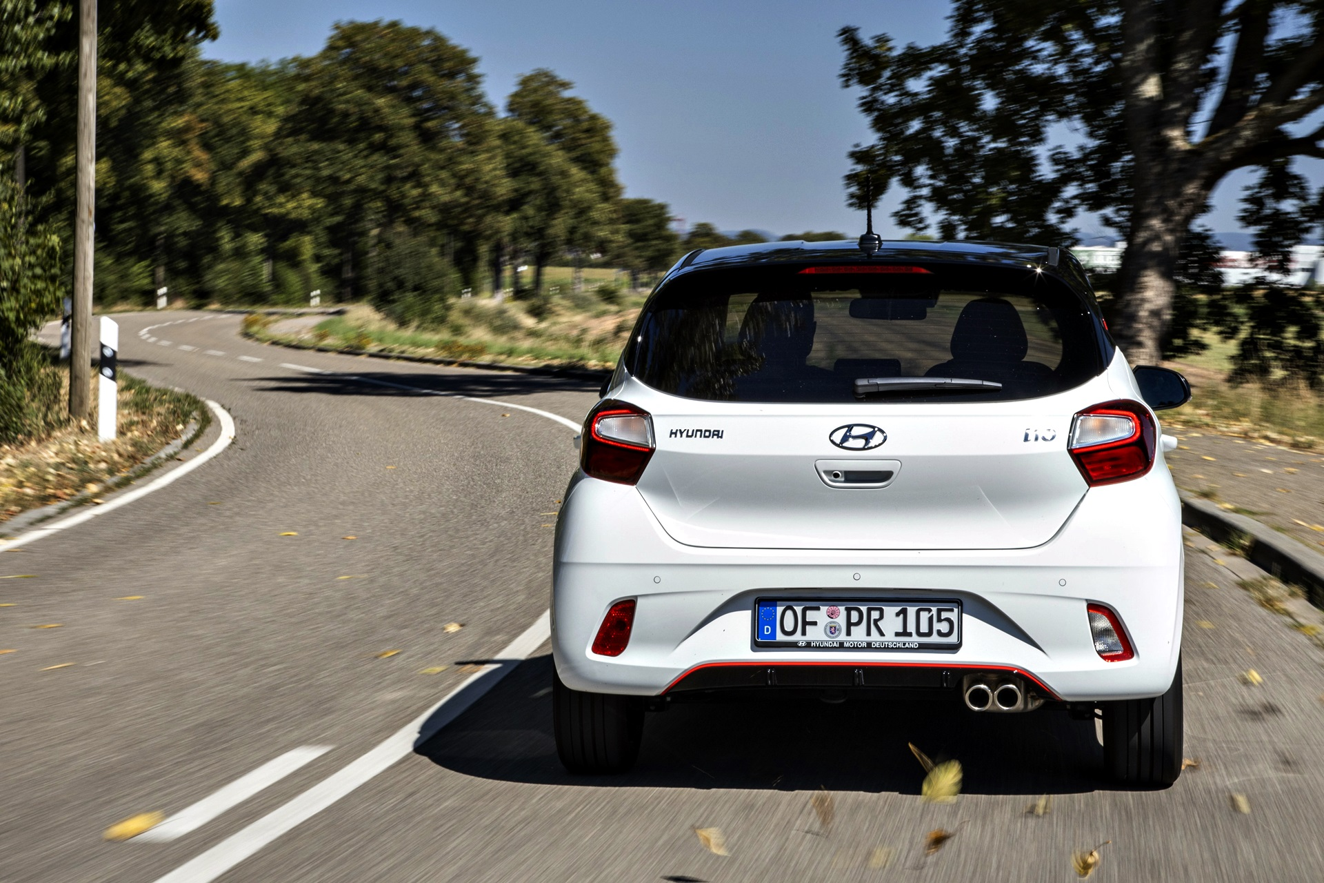 Precio Hyundai I10 N Line (2)