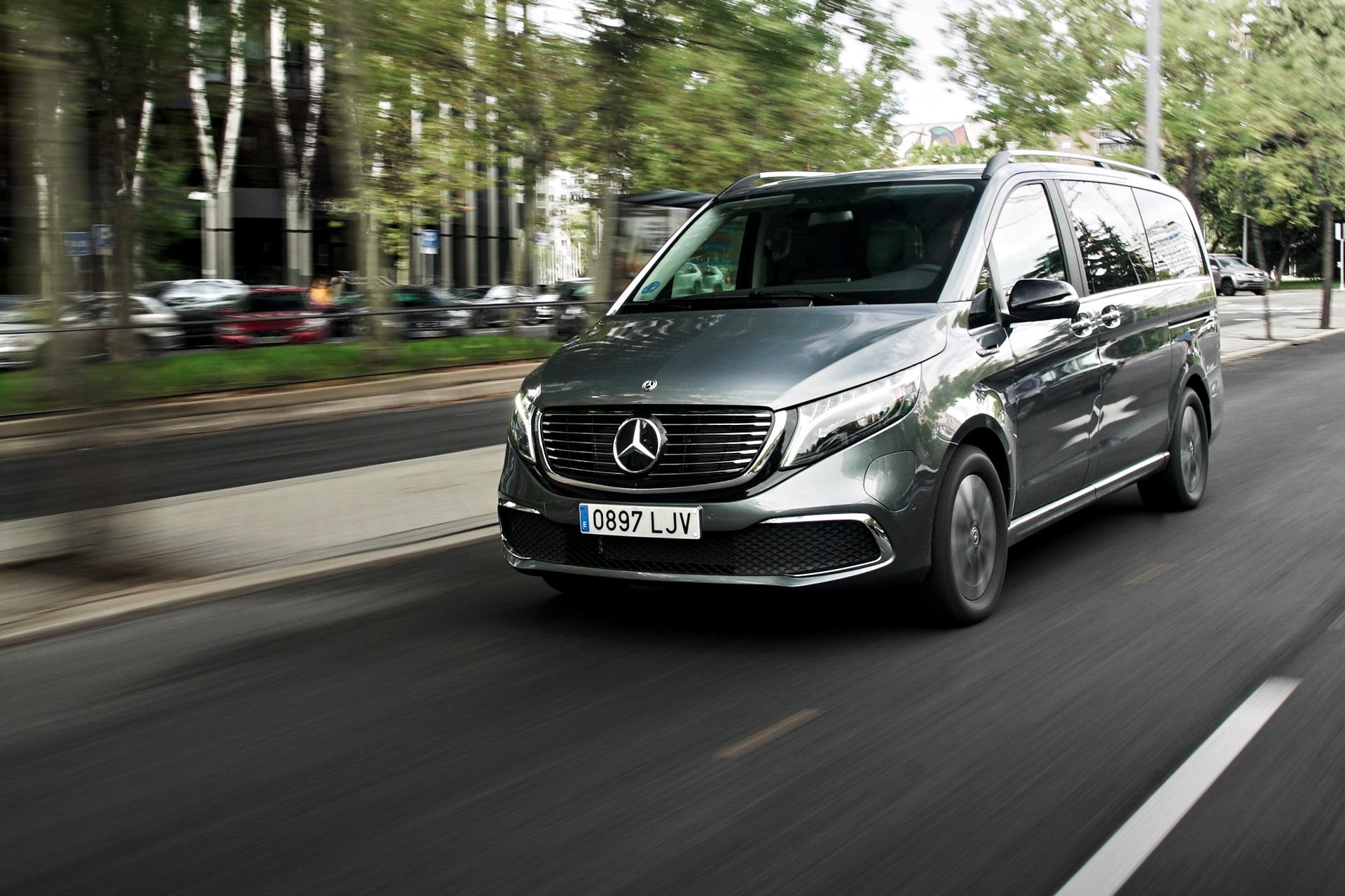 Prueba Mercedes Benz Eqv 300 (10)