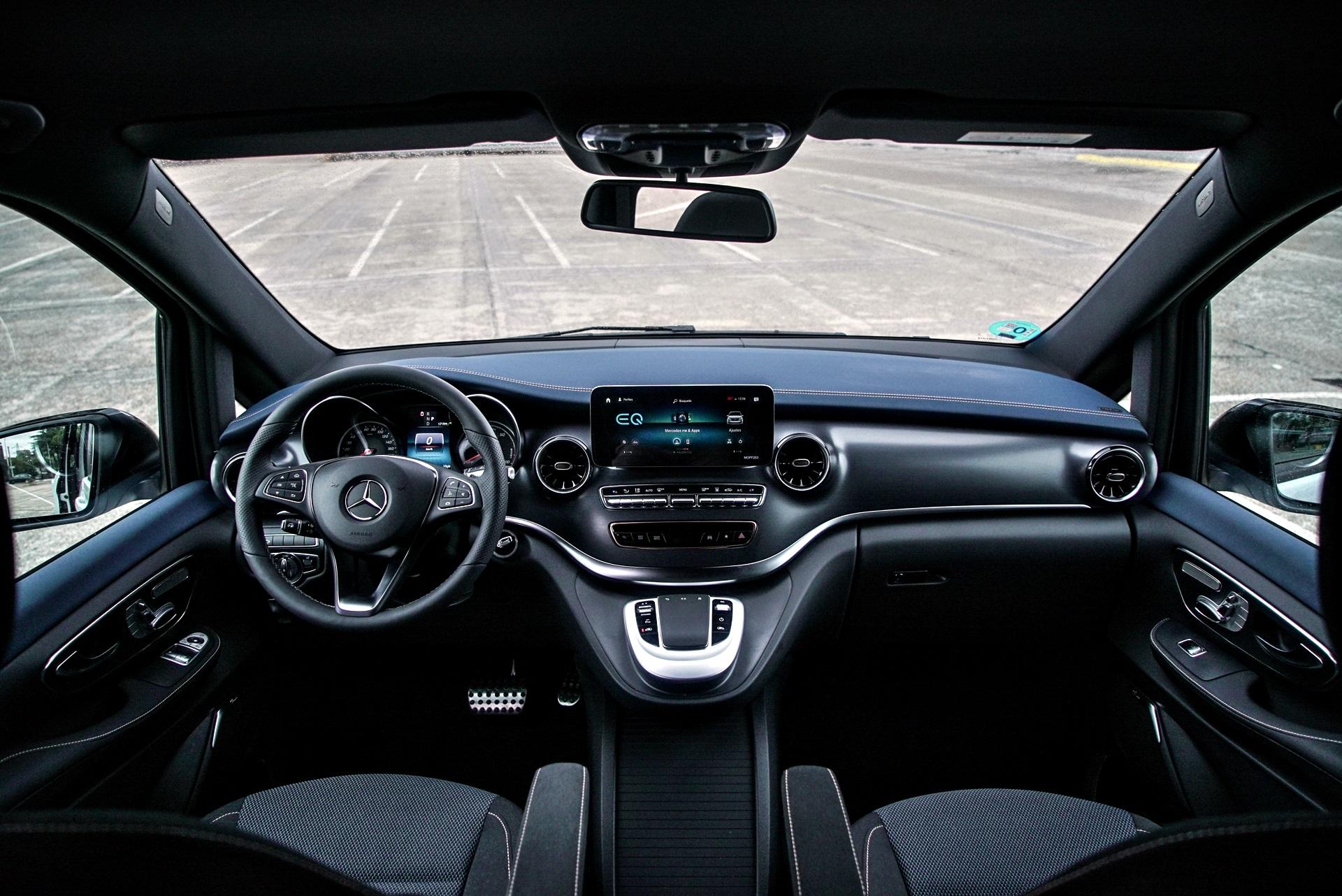 Prueba Mercedes Benz Eqv 300 (5)