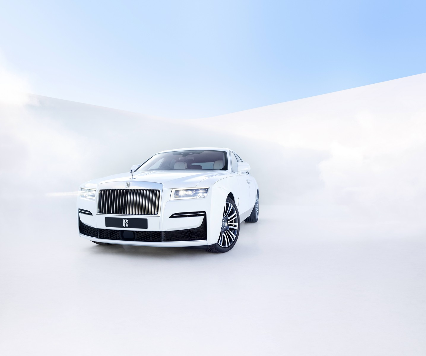 Rolls Royce Ghost 2021 9