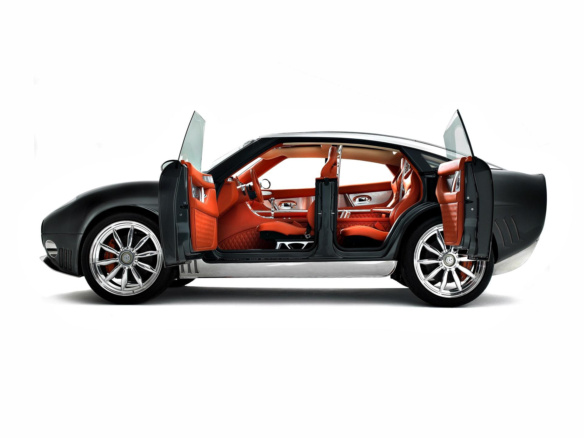 Spyker D12 Peking To Paris Concept 9