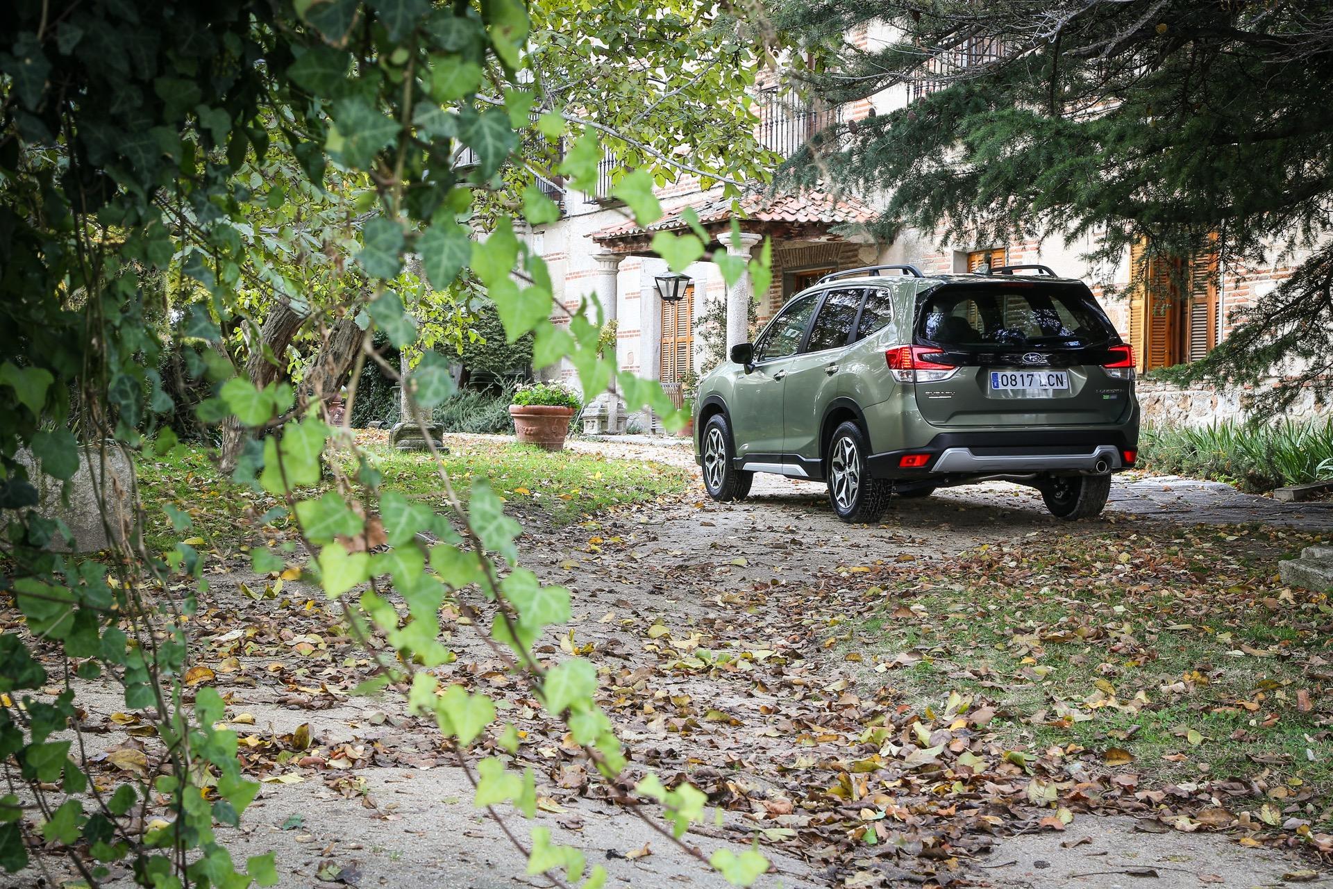 Subaru Forester Hibrido 18