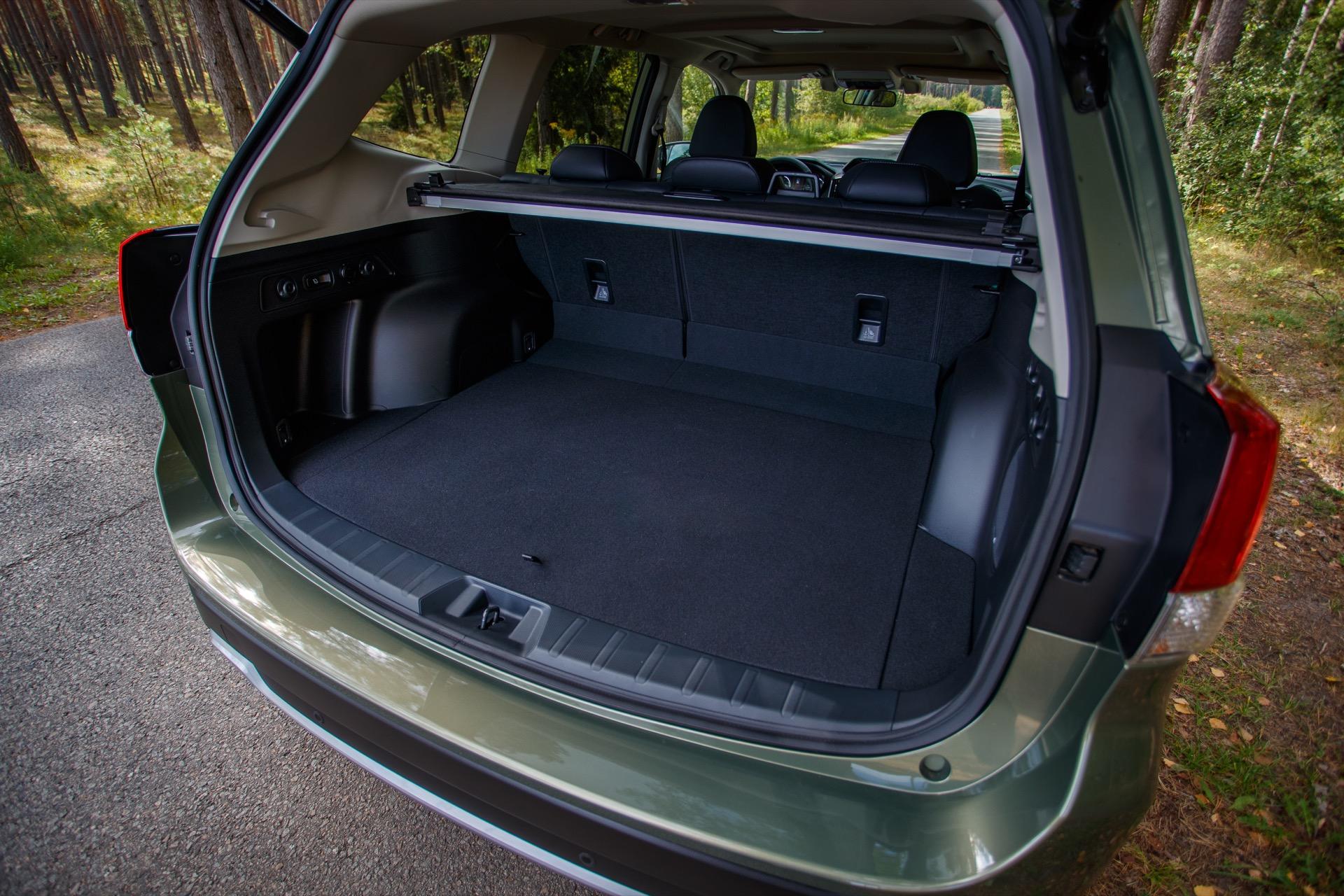 Subaru Forester Hibrido 25