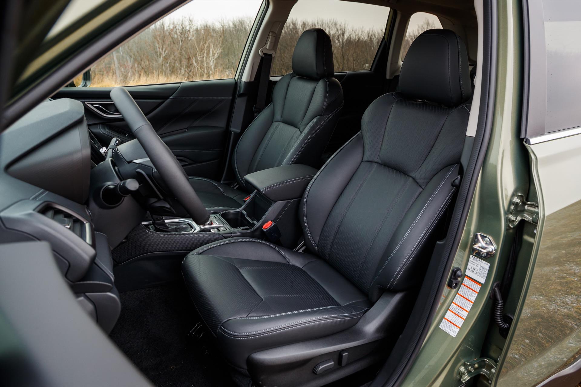 Subaru Forester Hibrido 36