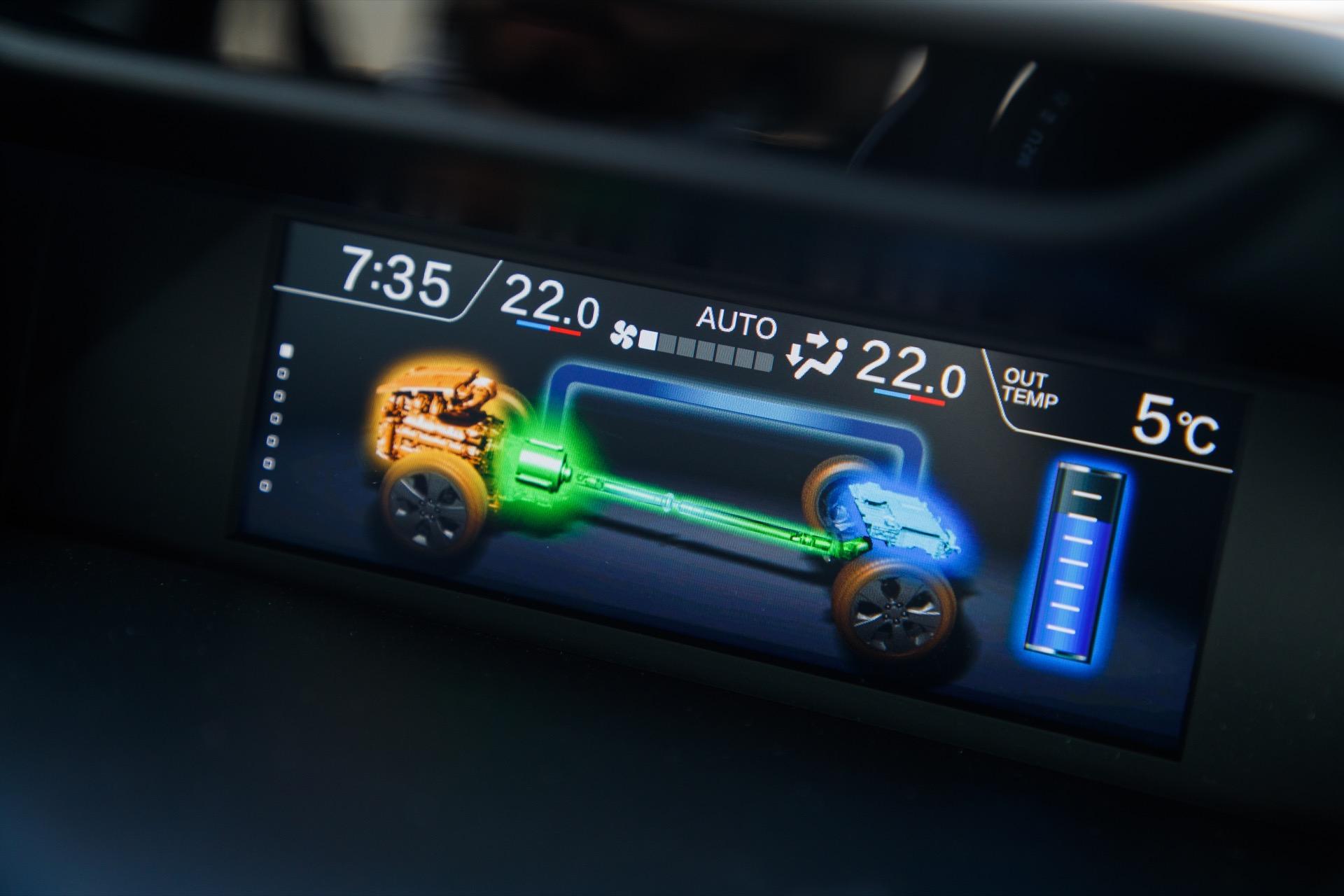 Subaru Forester Hibrido 39