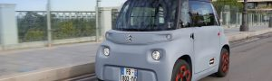 Citroën AMI: probamos el coche eléctrico de los 7.000 euros