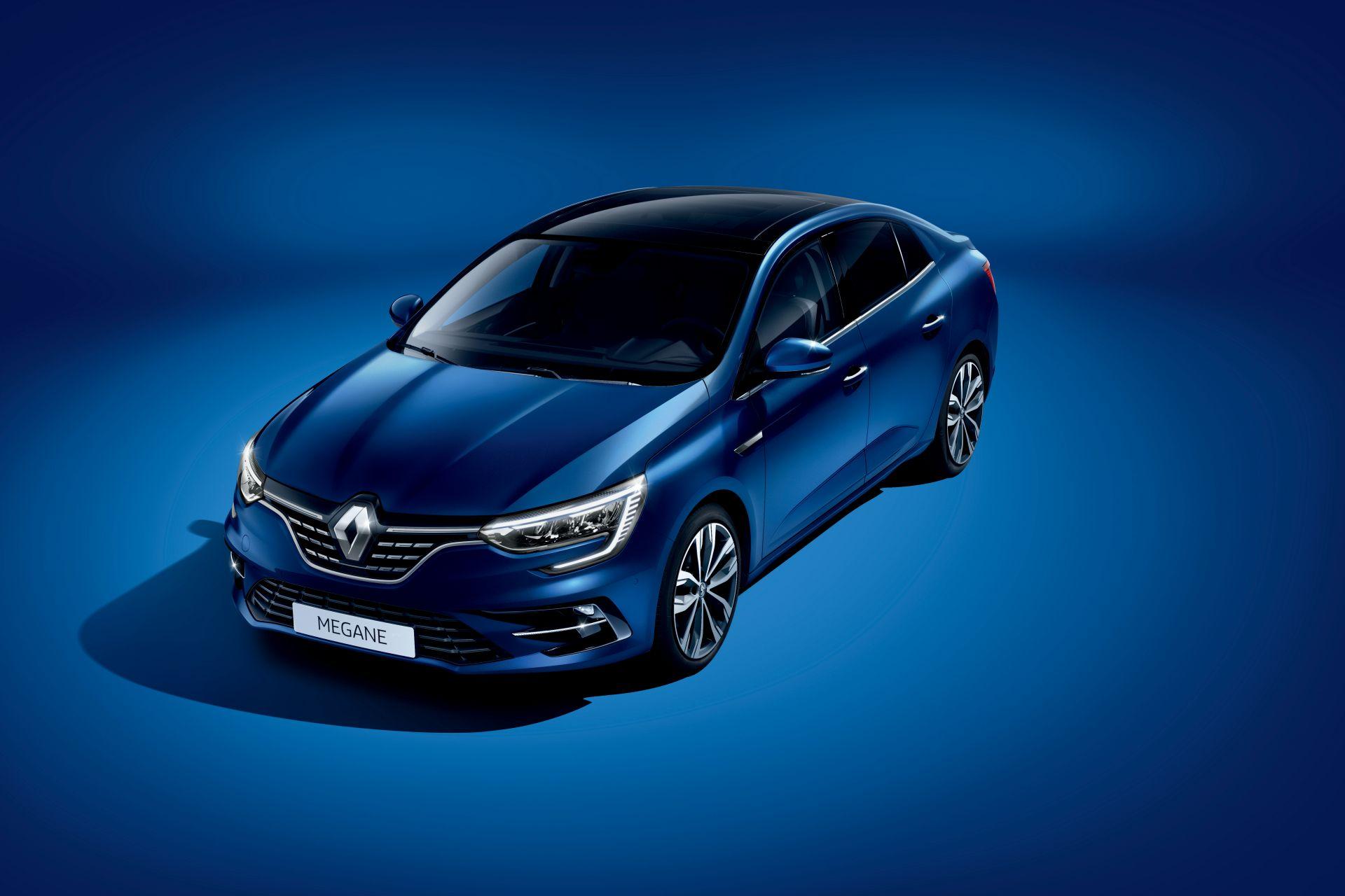 2021 Renault Megane Sedan Facelift 15