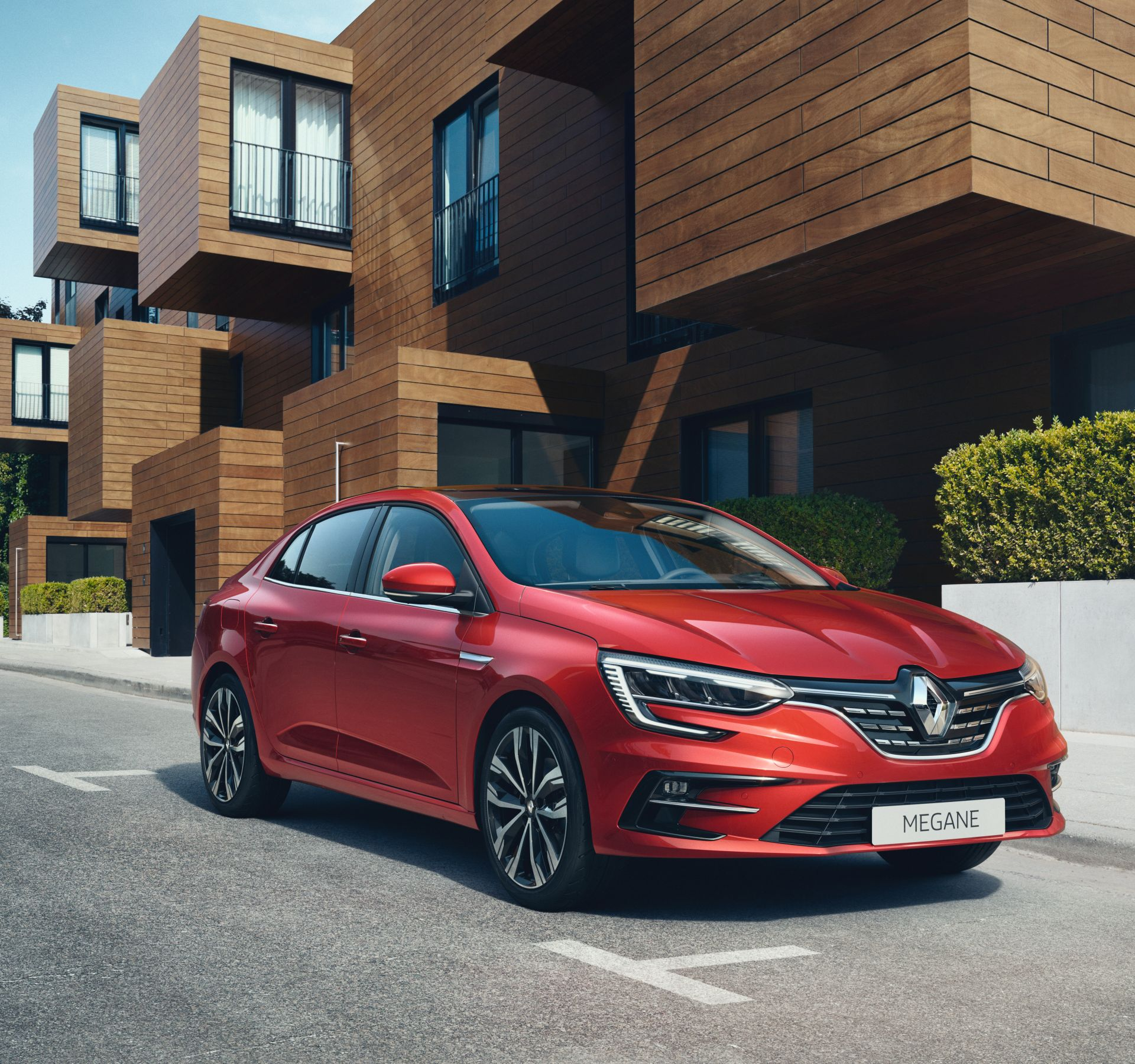 2021 Renault Megane Sedan Facelift 5