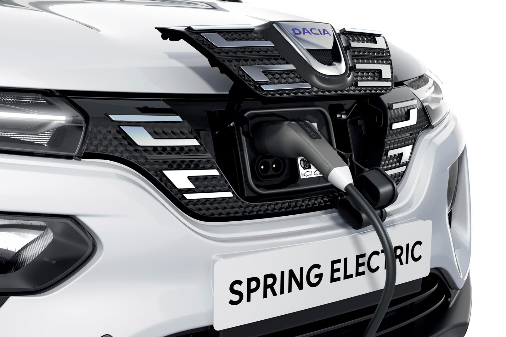 Dacia Spring Electric 2021 (10)