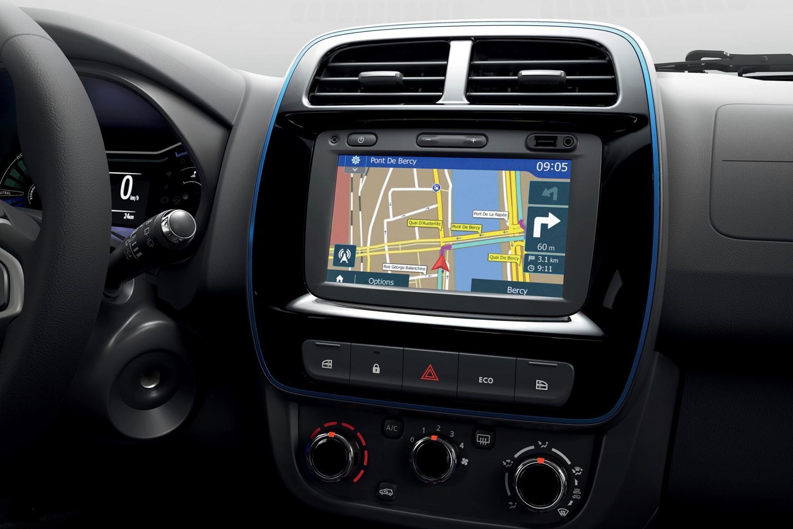 Dacia Spring Electric 2021 (17)