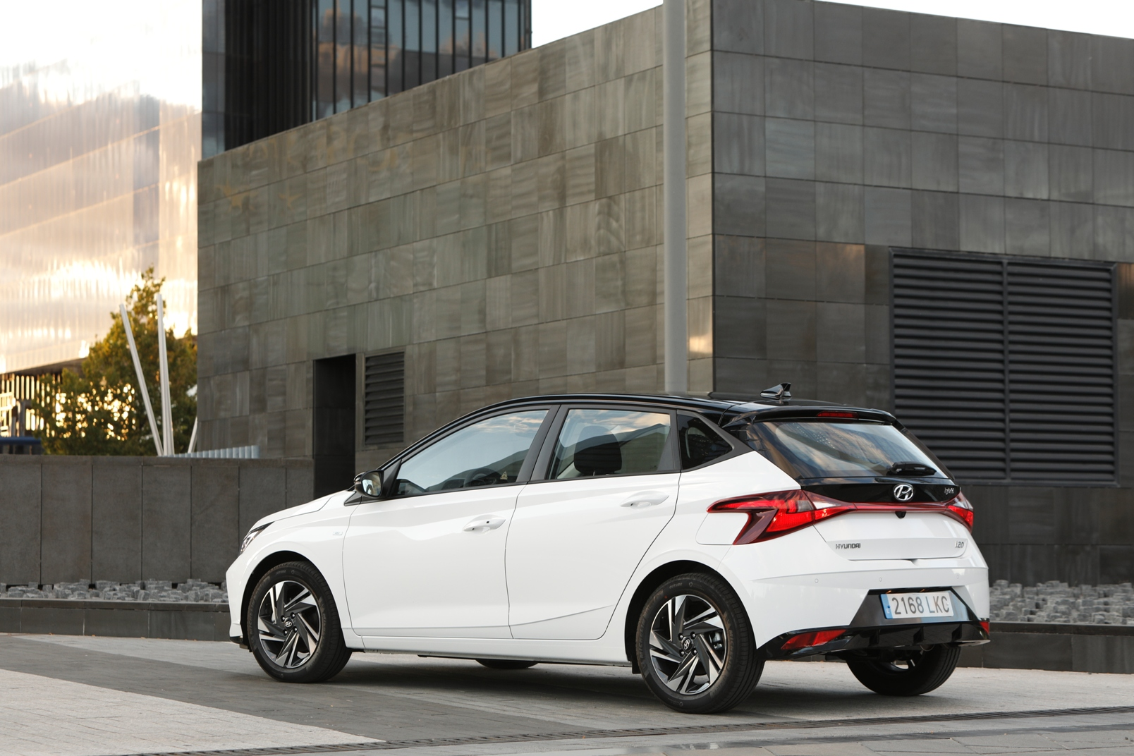 Hyundai I20 2021 (6)