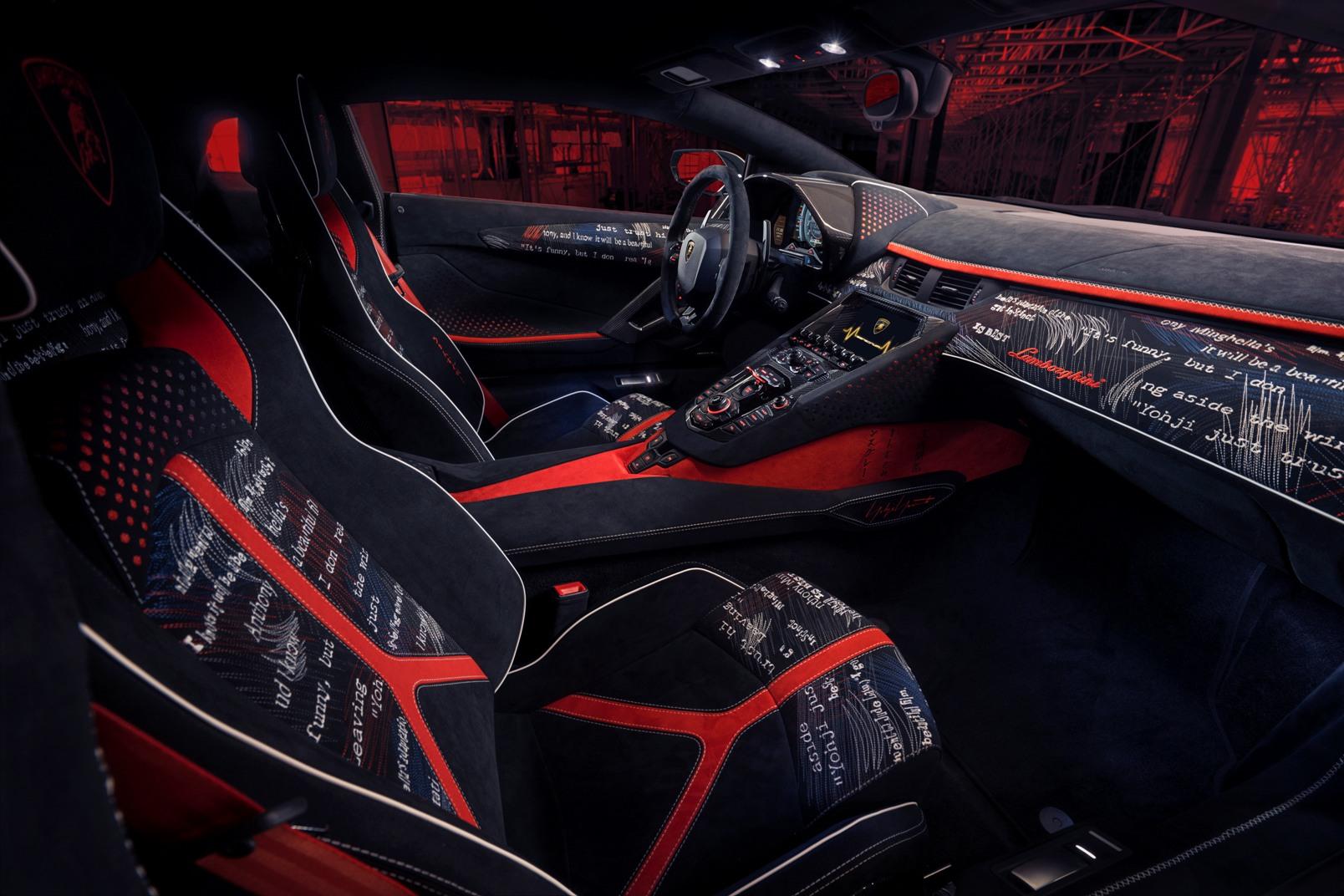 Lamborghini Lounge Tokyo Aventador S (4)