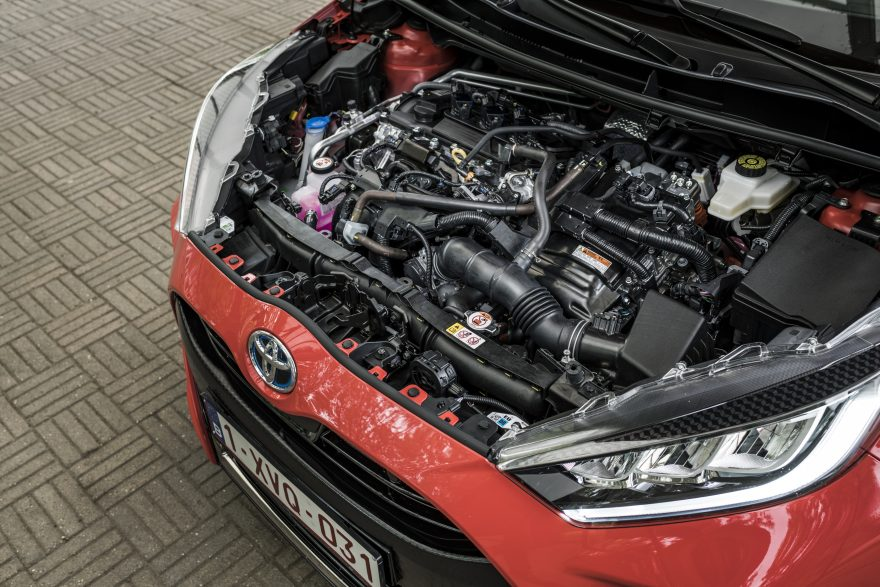 Nuevo Toyota Yaris Electric Hybrid Detalle (28)