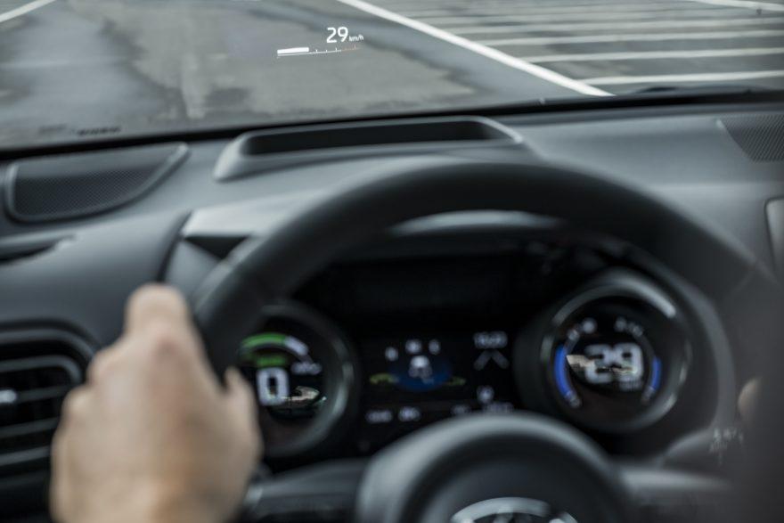 Nuevo Toyota Yaris Electric Hybrid Detalle (34)