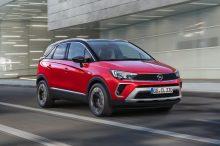 El Opel Crossland luce nueva imagen e incorpora el acabado GS Line