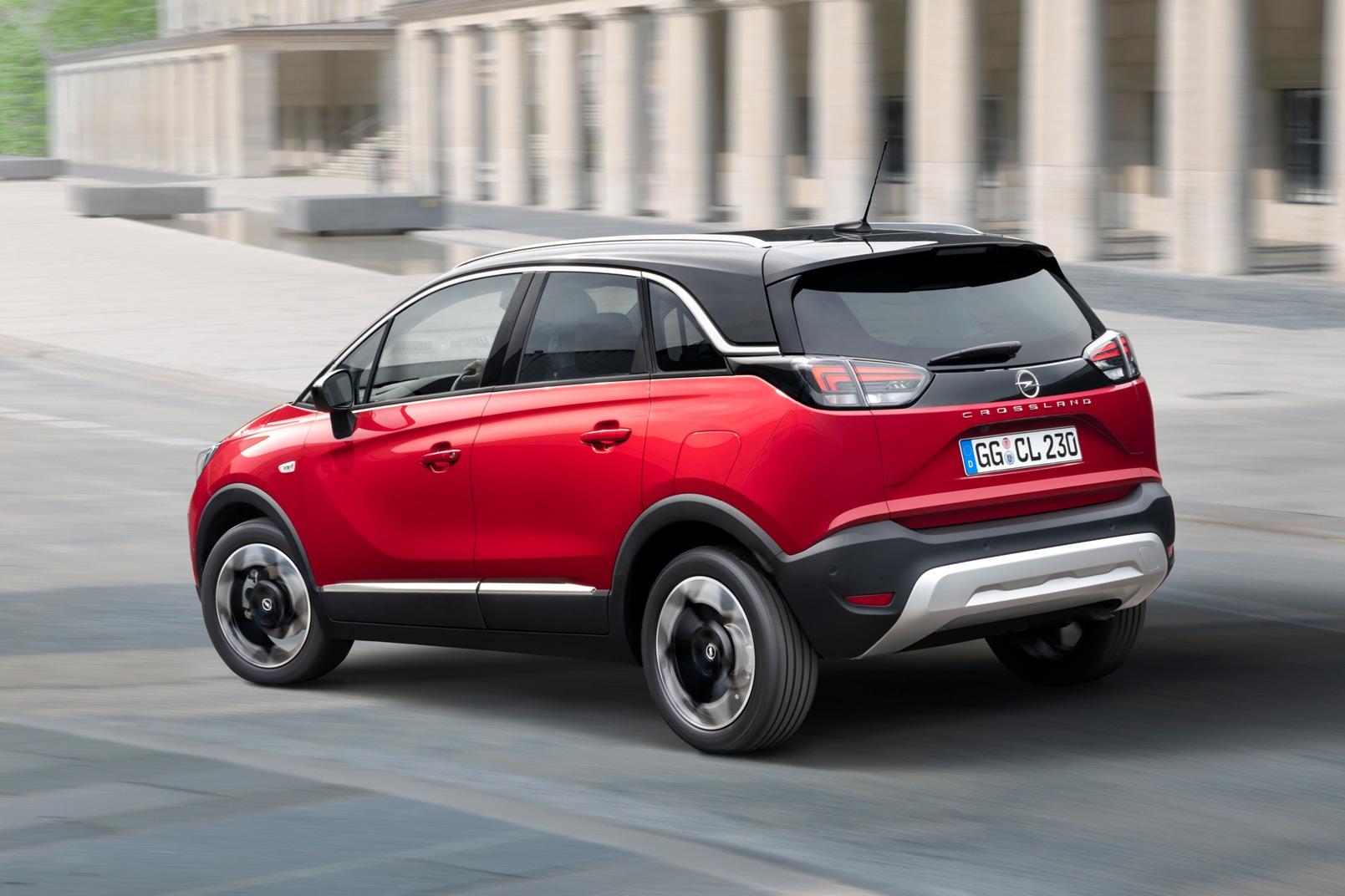 Opel Crossland 2020 4