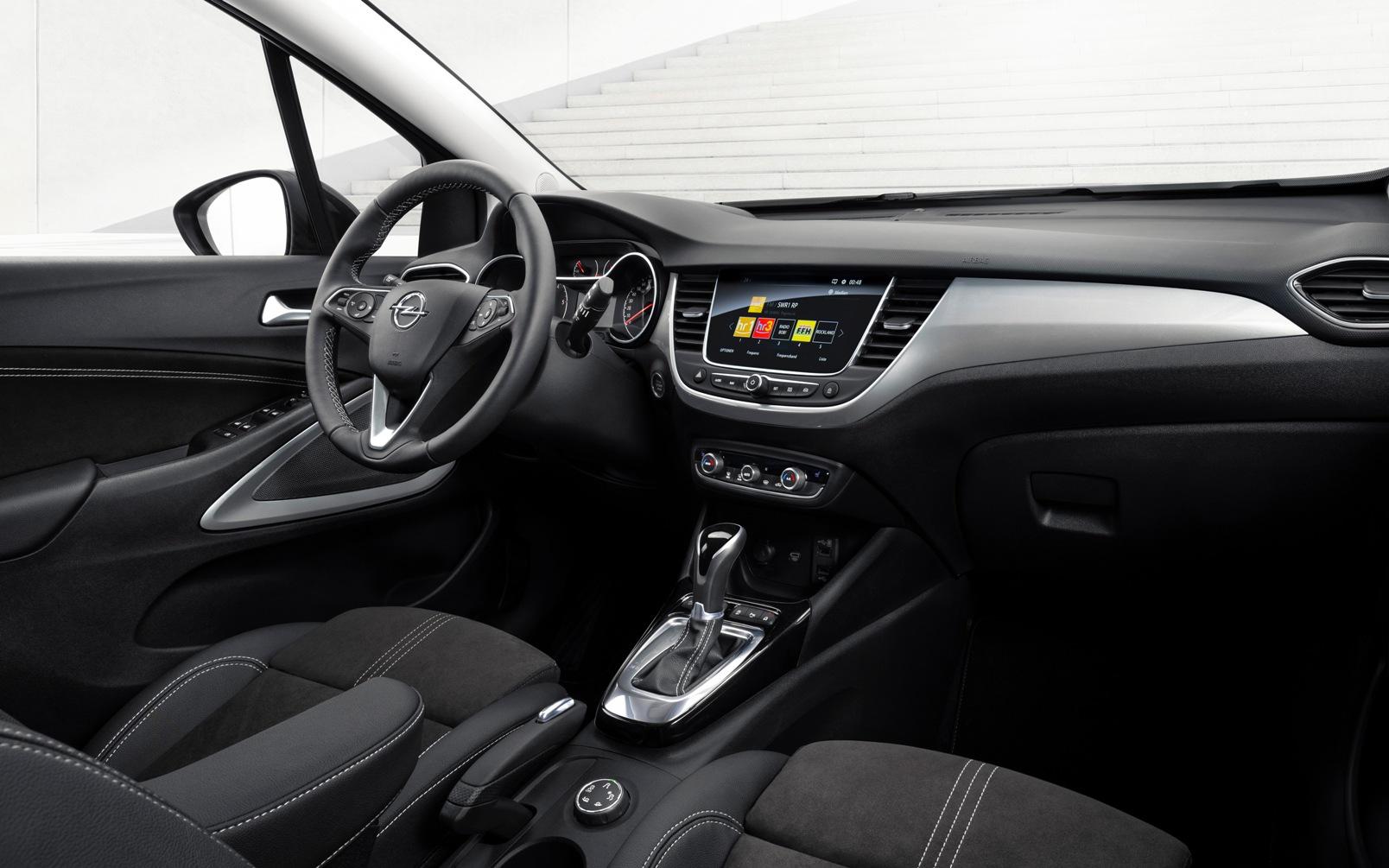 Opel Crossland 2020 9