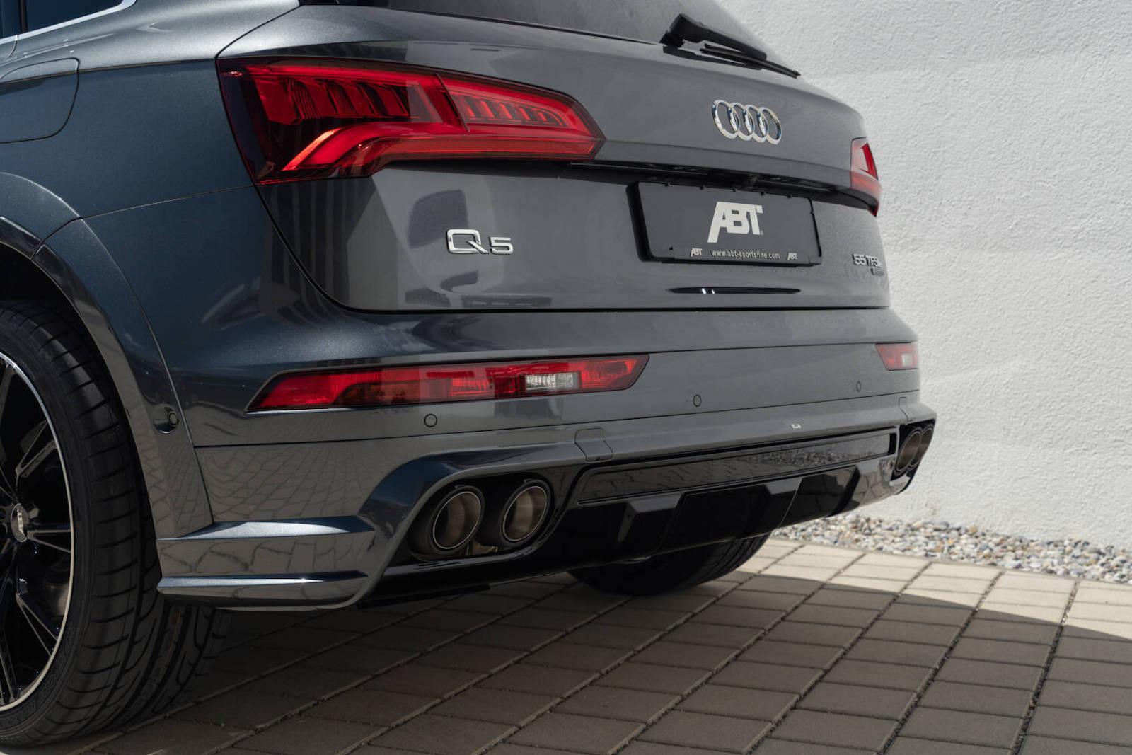 Audi Q5 55 Tsfie Abt 3